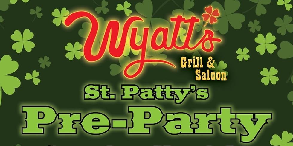St Patrick's Pre - Party