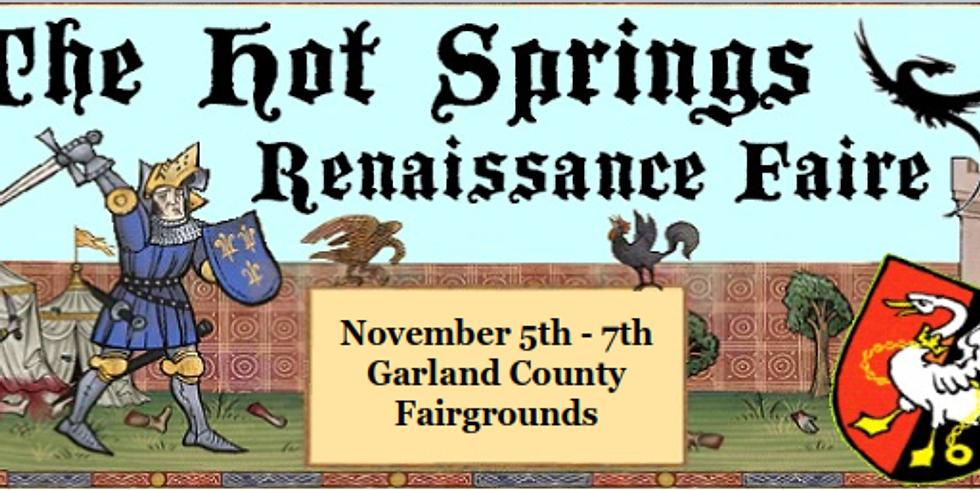 Hot Springs Renaissance Faire