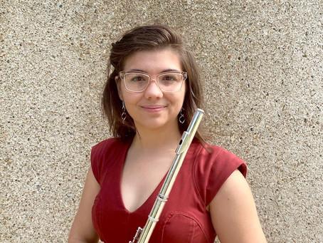 Profile: Next Gen Artist Jemima Drews, flute