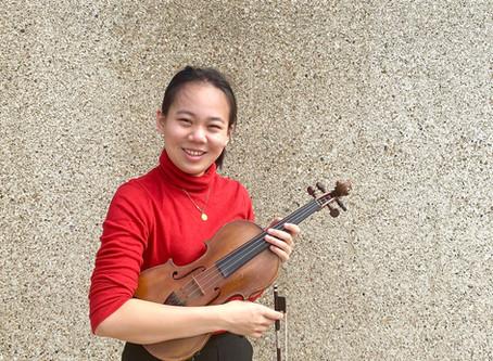 Profile: Next Gen Artist Helena Wang, violin