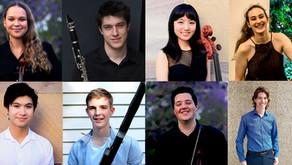 2021 NEXT GEN YOUNG ARTISTS ANNOUNCED!