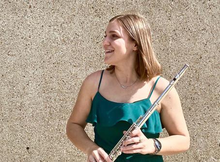 Profile: Next Gen Artist Katya Willett, flute