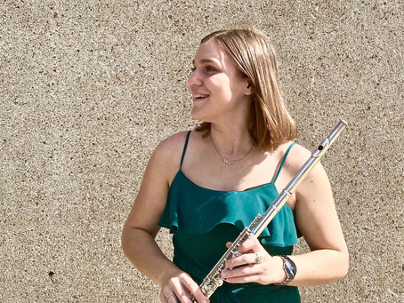 Profile: Next Gen Artist Katya Willett, flute