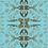 "Thumbnail: ""Billie & Paula's"" Botanical Print Wallpaper"