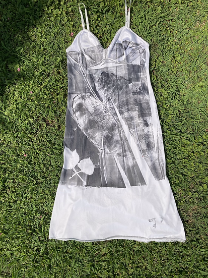 Reverse Curse Slip Dress