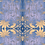 "Thumbnail: ""Golden Dawn"" Botanical Print Wallpaper"