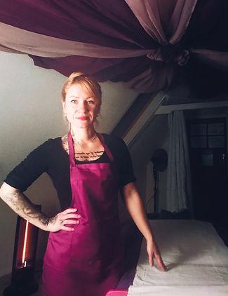 Dorota Massage Studio Owner