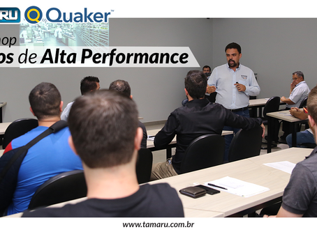 Workshop - Fluidos Quaker de Alta Performance
