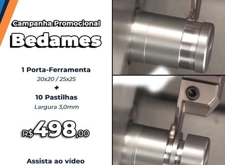 Campanha Promocional de Bedames - Porta-Ferramentas + Pastilhas