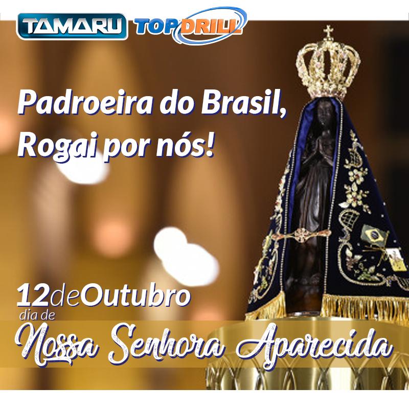 Padroeira do Brasil, Nossa Senhora Aparecida - Rogai por Nós!