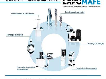 EXPOMAFE — Feira Internacional de Máquinas-Ferramenta e Automação Industrial
