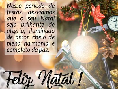 Um excelente Natal a todos!