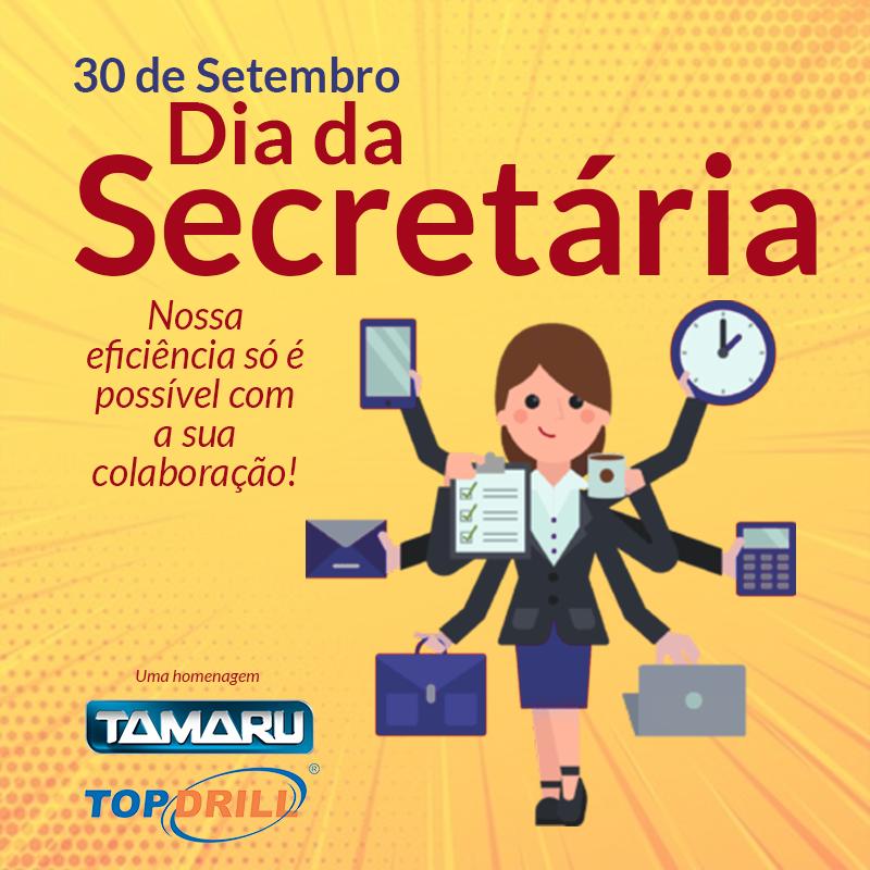 Dia da Secretária - 30 de Setembro! Super eficientes sempre
