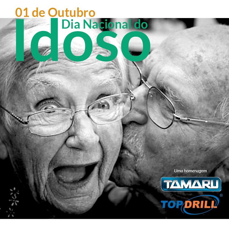 01 de Outubro - Dia Nacional do Idoso