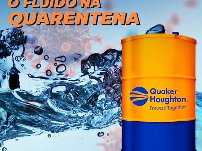 Cuidados com o fluido solúvel na quarentena