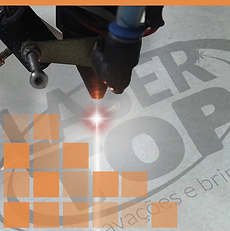 Gravação a laser metal brindes qualidade