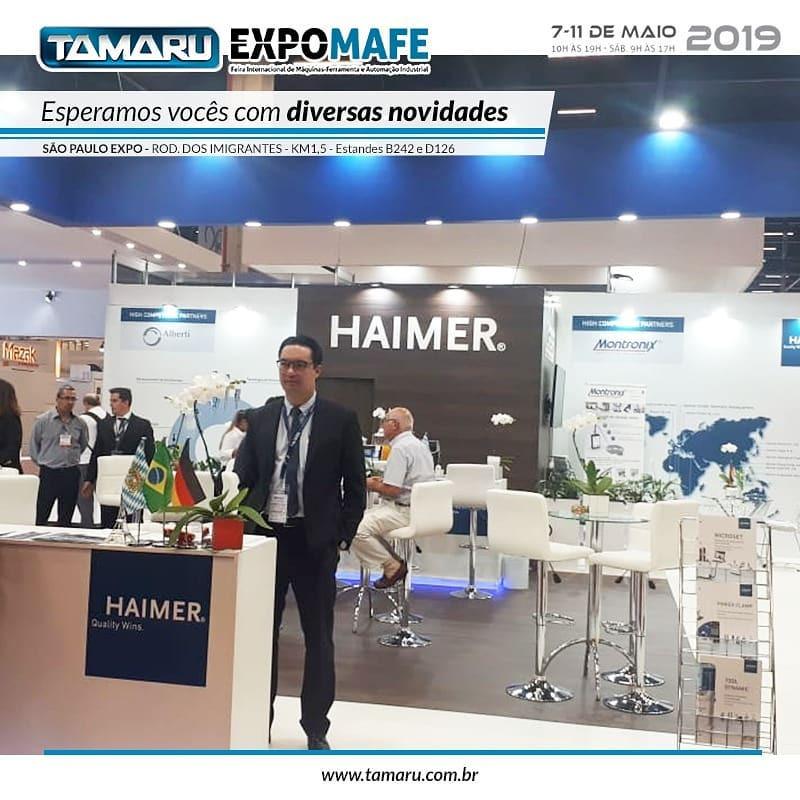 Tamaru Fluidos e Ferramentas para Usinagem Metrologia Fresas Haimer