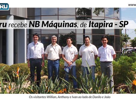 NB Máquinas visita a Tamaru