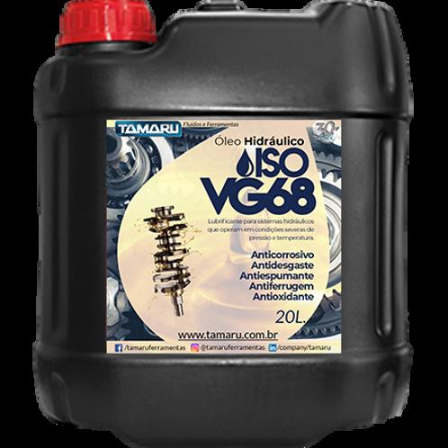 Óleo Hidráulico ISO VG68 - Balde 20L.