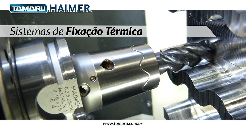 Tamaru Fluidos e Ferramentas para Usinagem Metrologia Fresas Fixação Térmica
