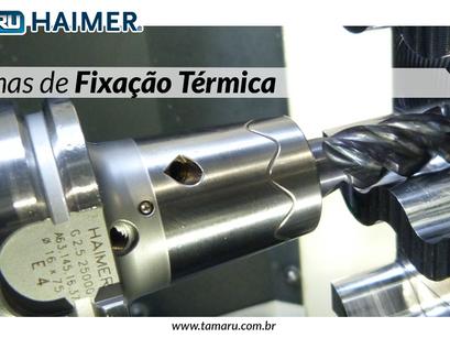 Sistemas de Fixação Térmica Haimer