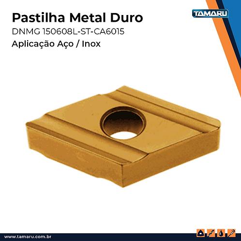 DNMG 150608L-ST CA6015 p/ Aço e Inox - Caixa c/ 10 Un.