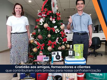 Nossa gratidão a vocês, amigos, fornecedores e clientes da Tamaru Ferramentas!