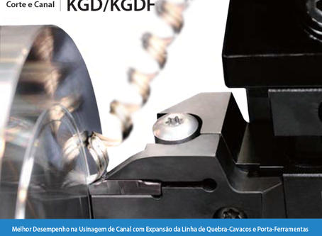 Saiba mais sobre a linha KGD/KGDF Kyocera.