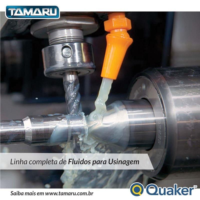 fluidos para usinagem, incluindo lubrificantes, limpeza pesada e óleos hidráulicos.