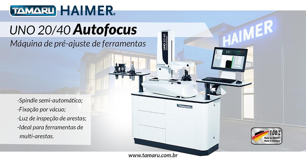 A Haimer segue sempre inovando para trazer soluções eficientes no setor de ferramentas para usinagem