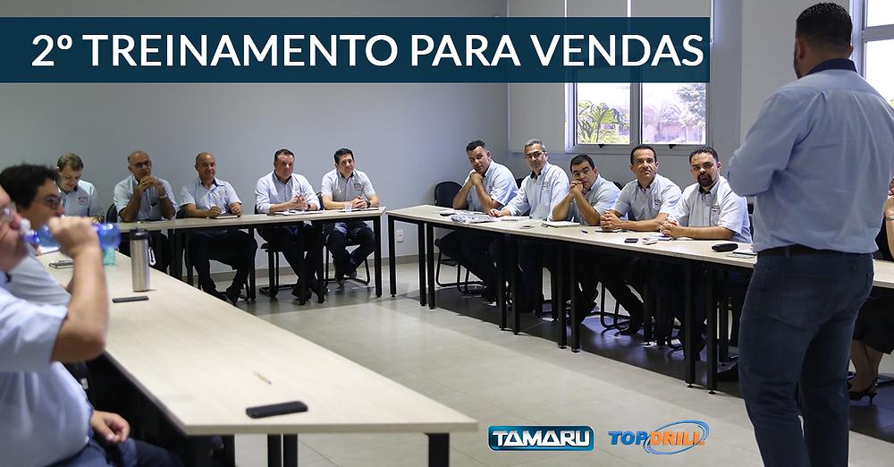 Palestrante André Soré Palestra workshop treinamento usinagem brasil fresas brocas insertos pastilhas senai etec Vendas Tamaru