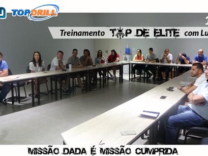TopDrill oferece treinamento com ensinamentos da Tropa de Elite