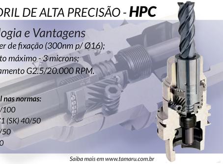 Mandril de Alta Precisão - HPC Guhring