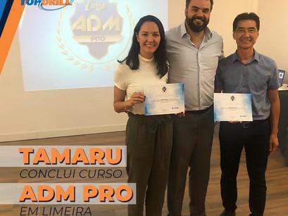Equipe Tamaru conclui Curso ADMPro, da Estrata Consultoria