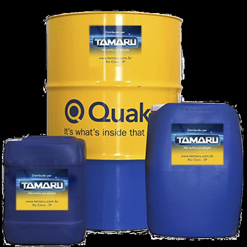 fluidos quaker chem óleo usinagem Opções em tambor de 200l, Bombona de 50l e Balde de 20l.