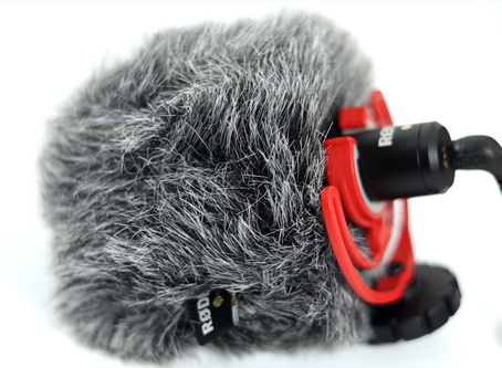 STEP UP YOUR SOUND - RODE VIDEOMICRO MICROPHONE OVERVIEW