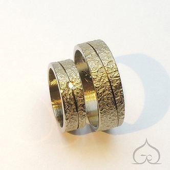 tita-goud trouwringen