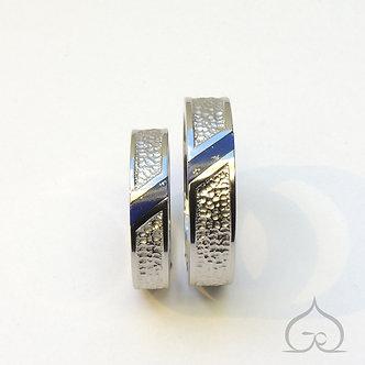 bagues de mariage avec lapis lazuli