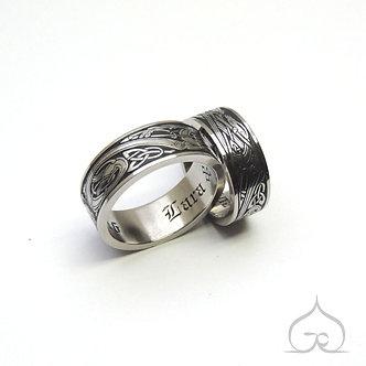 keltische trouwringen