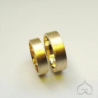 gouden trouwringen 18ct