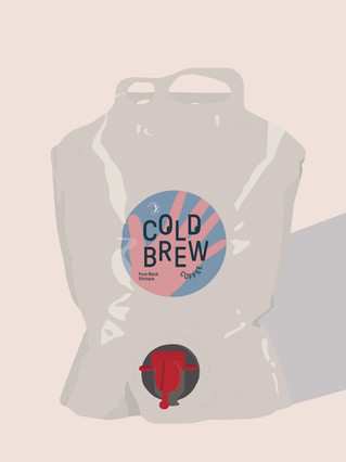 Good Spirits Cold Brew Ethiopia Pouch