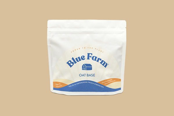 Blue Farm Hafermilchpulver 4L