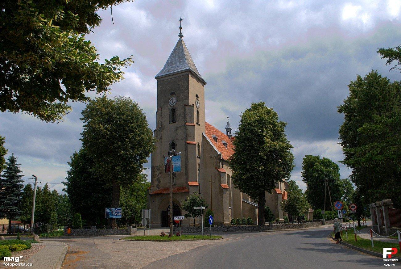 Kościół w Rozdrażewie