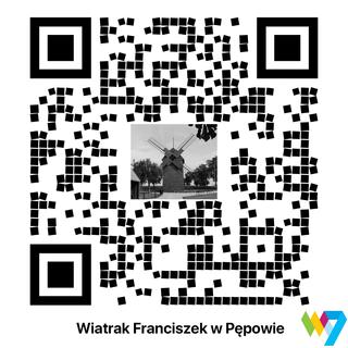 Wiatrak Franciszek w Pępowie