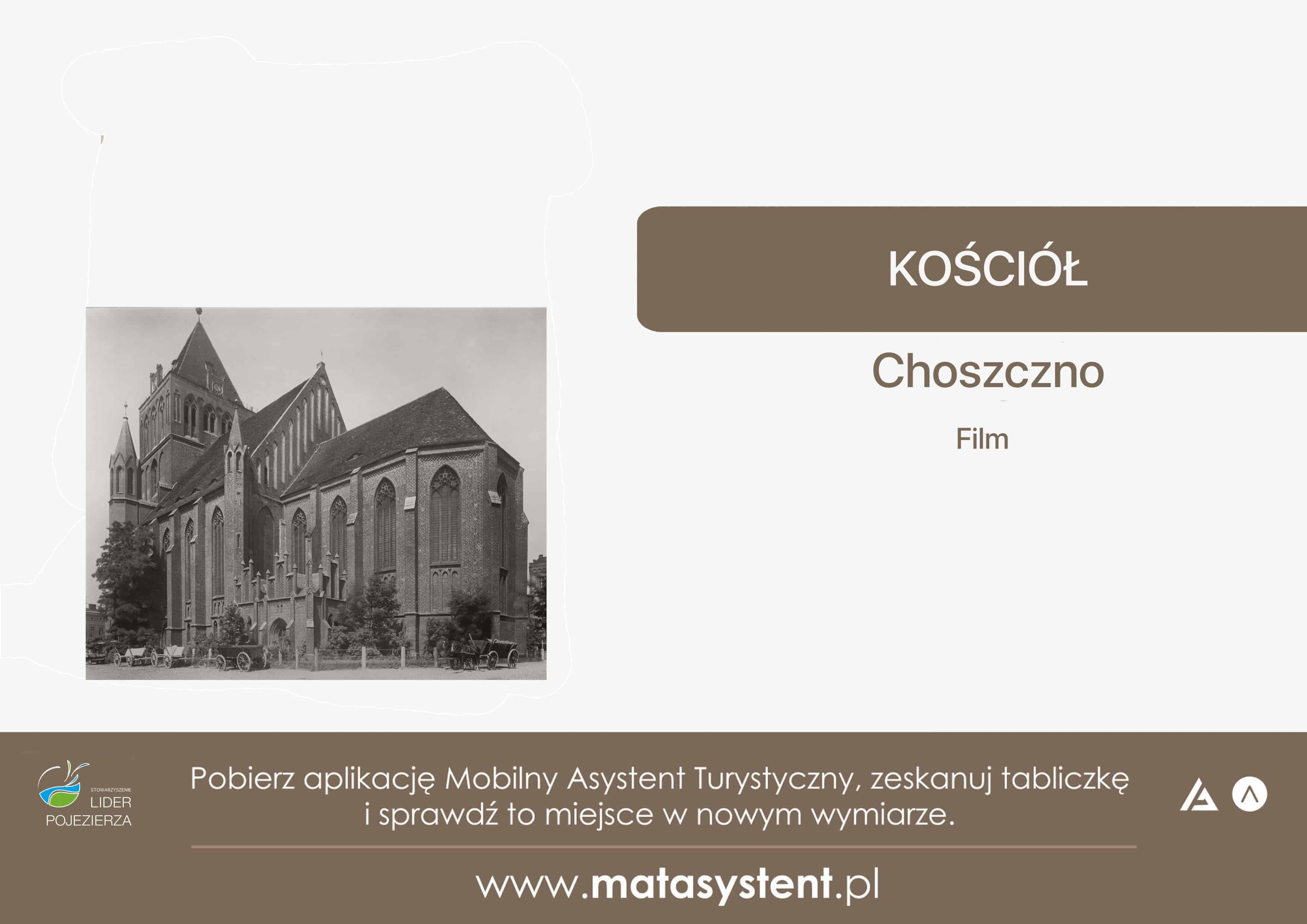 Kościół w Choszcznie
