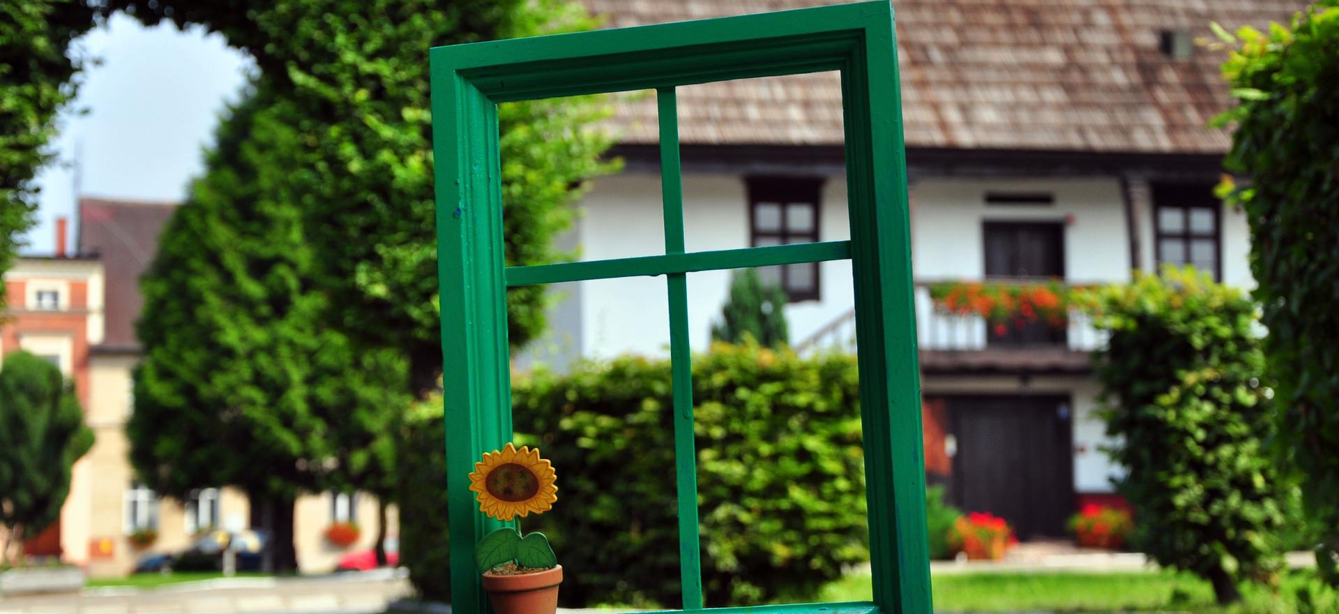 Ratusz w Sulmierzycach fot. Daria Szyman