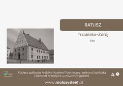 Ratusz w Trzcińsko-Zdroju