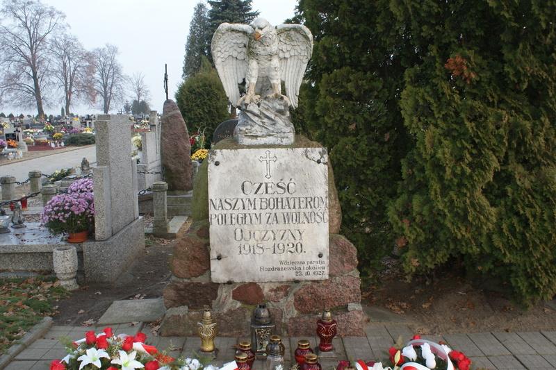 Pomnik Poległych w Rozdrażewie