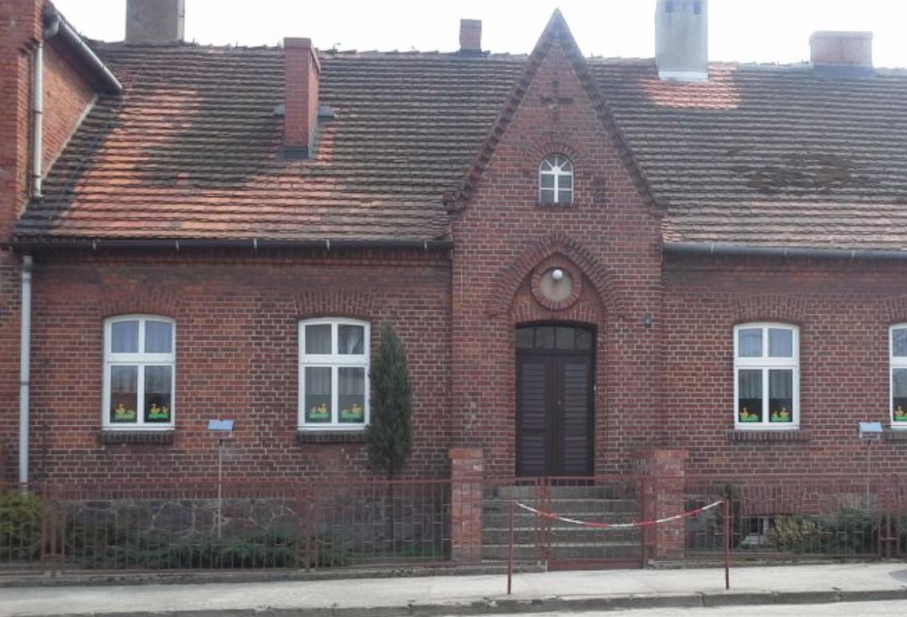 Izba lekcyjna z dawnych lat Dzielice