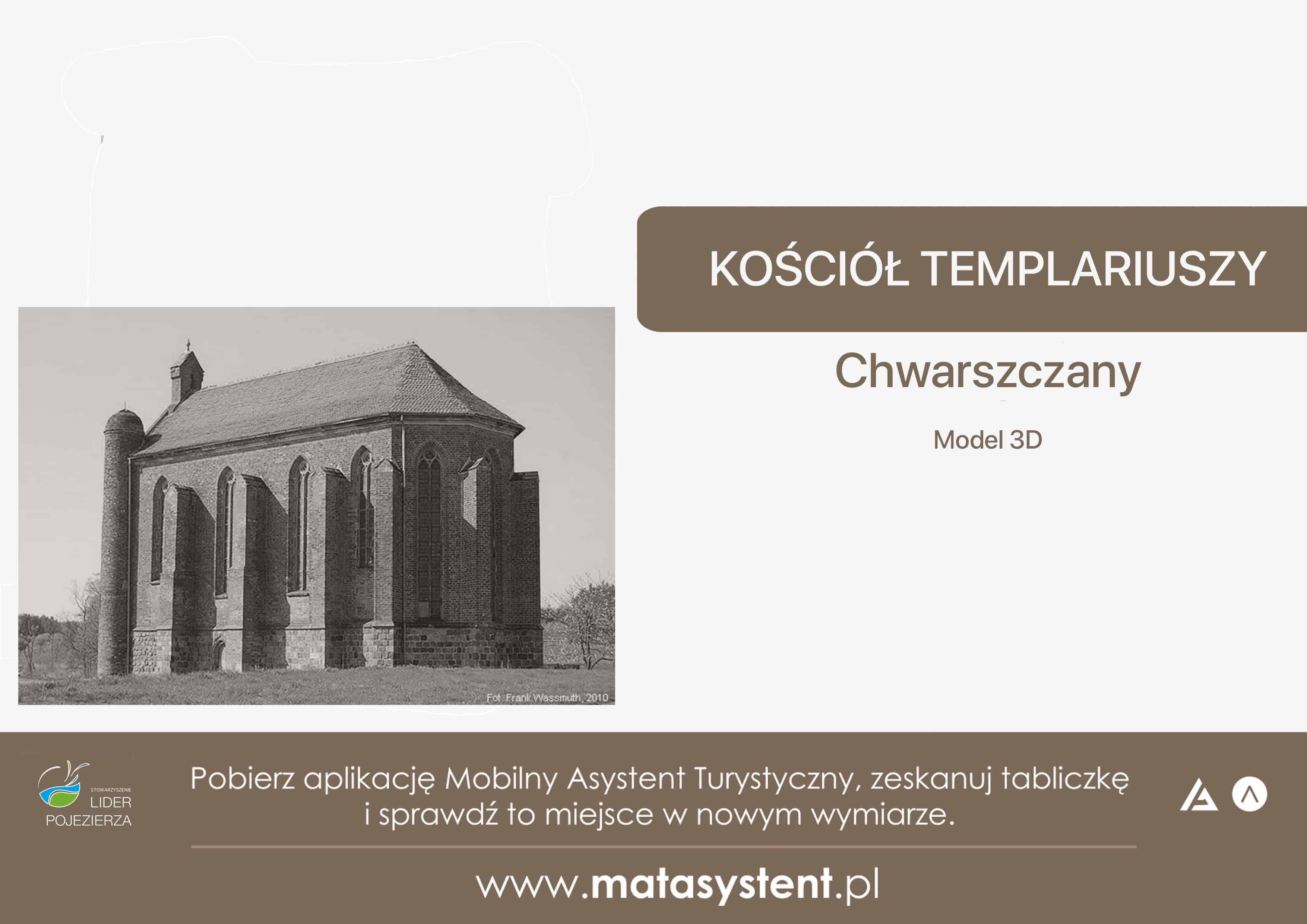 Kościół Templariuszy wChwarszczanach